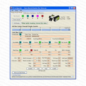 Auto ID Solutions SV Configurator Software Screen1