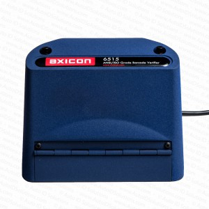 Axicon PC6515 Linear Bar Code Verifier with 4.93 Inch Inspection Width