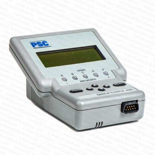 PSC QC650 Display