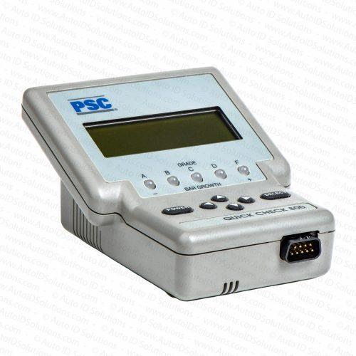 PSC QC800 Display