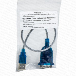 Printronix SV100 USB to Serial Adapter
