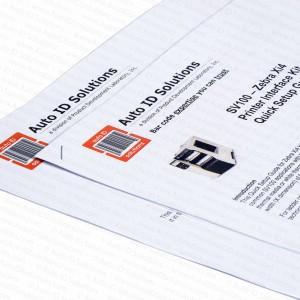 Printronix Zebra Xi4 Quick Setup Guide