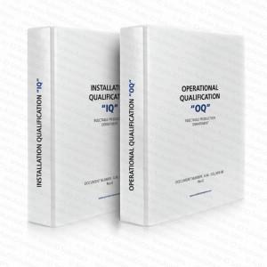 RDG IQOQ Protocol LVS Integra