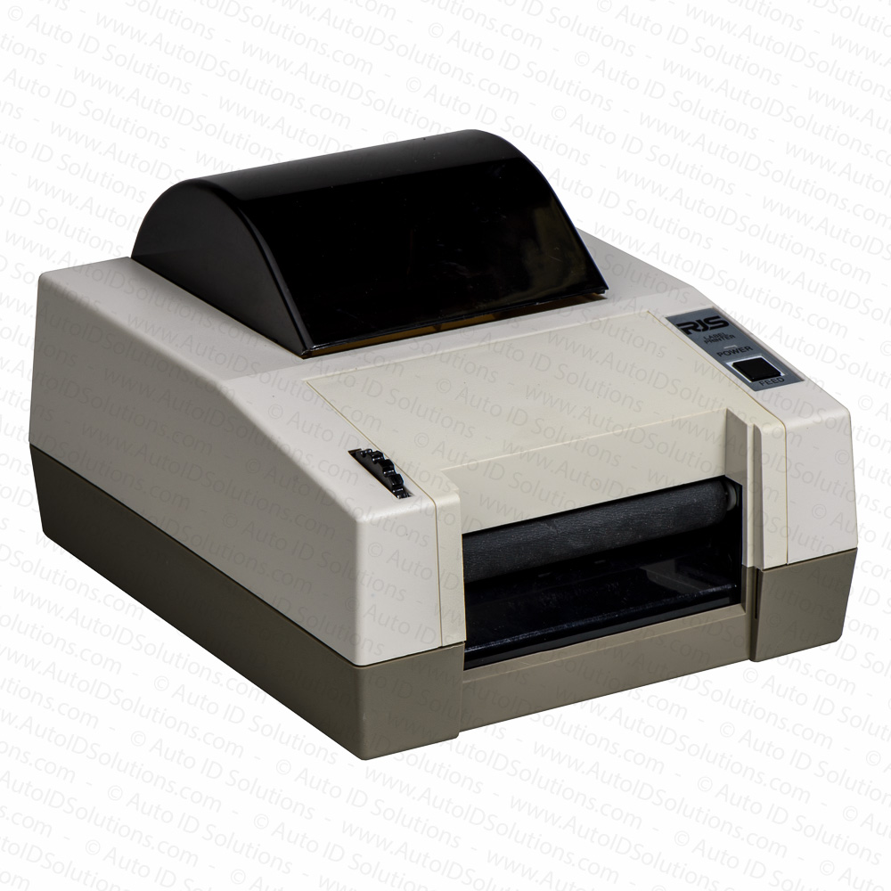 RJS TP140 Direct Thermal Report Printer for RJS Bar Code Verifiers - Auto  ID Solutions