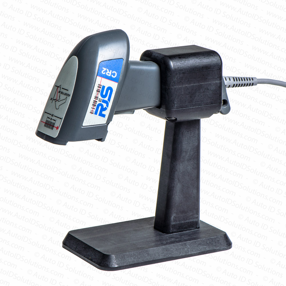 RJS Laser Inspector 1000 L1000 CR2 Laser Gun Stand - Auto ID Solutions