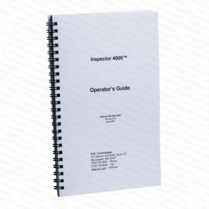 RJS Inspector 4000 AutoOptic Manual
