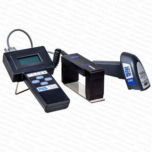 RJS Inspector D4000 Combo Auto Optic and Laser Gun Linear Bar Code Verifier