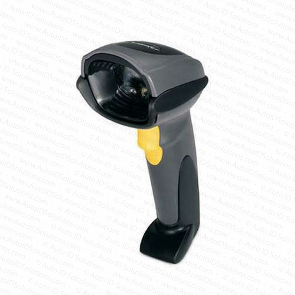 Symbol Scanner Black Ds 6707 Scanner With 7 Foot Usb Cable Auto Id