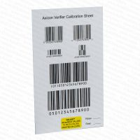 Axicon Calibration Plaque PC6000 PC6015 PC6500 PC 6515 PC7000 PC7015
