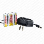 QC Battery Charger and Batteries