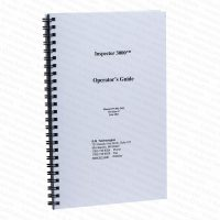 RJS Inspector 3000 Manual