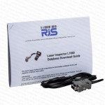 RJS Laser Inspector L1000 Database Download Kit